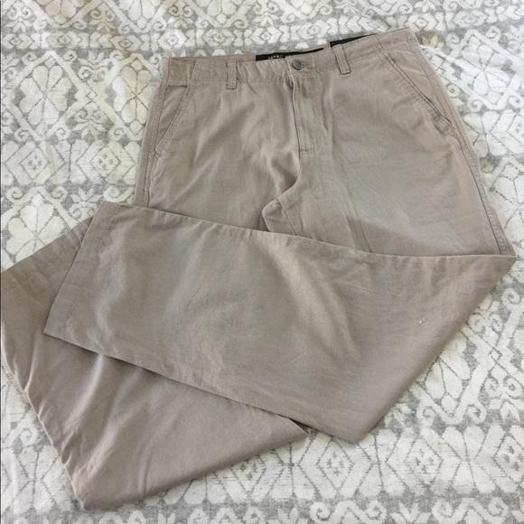 a216987064565b Marc Anthony Pants | Mens Slim Fit Linen Blend | Poshmark